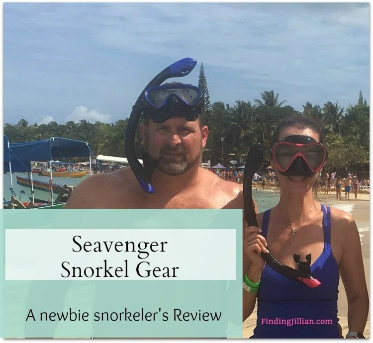 Coral Water Sports Seavenger Voyager Snorkeling Set SCUBA & Snorkeling